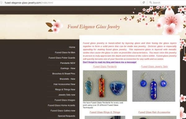 Fused Elegance Glass