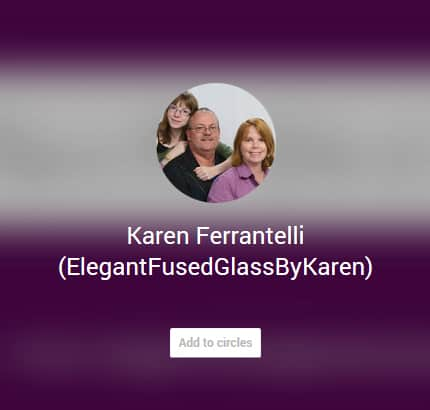 Circle Karen On Google Plus