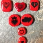 Fused Glass Valentine's Day SALE