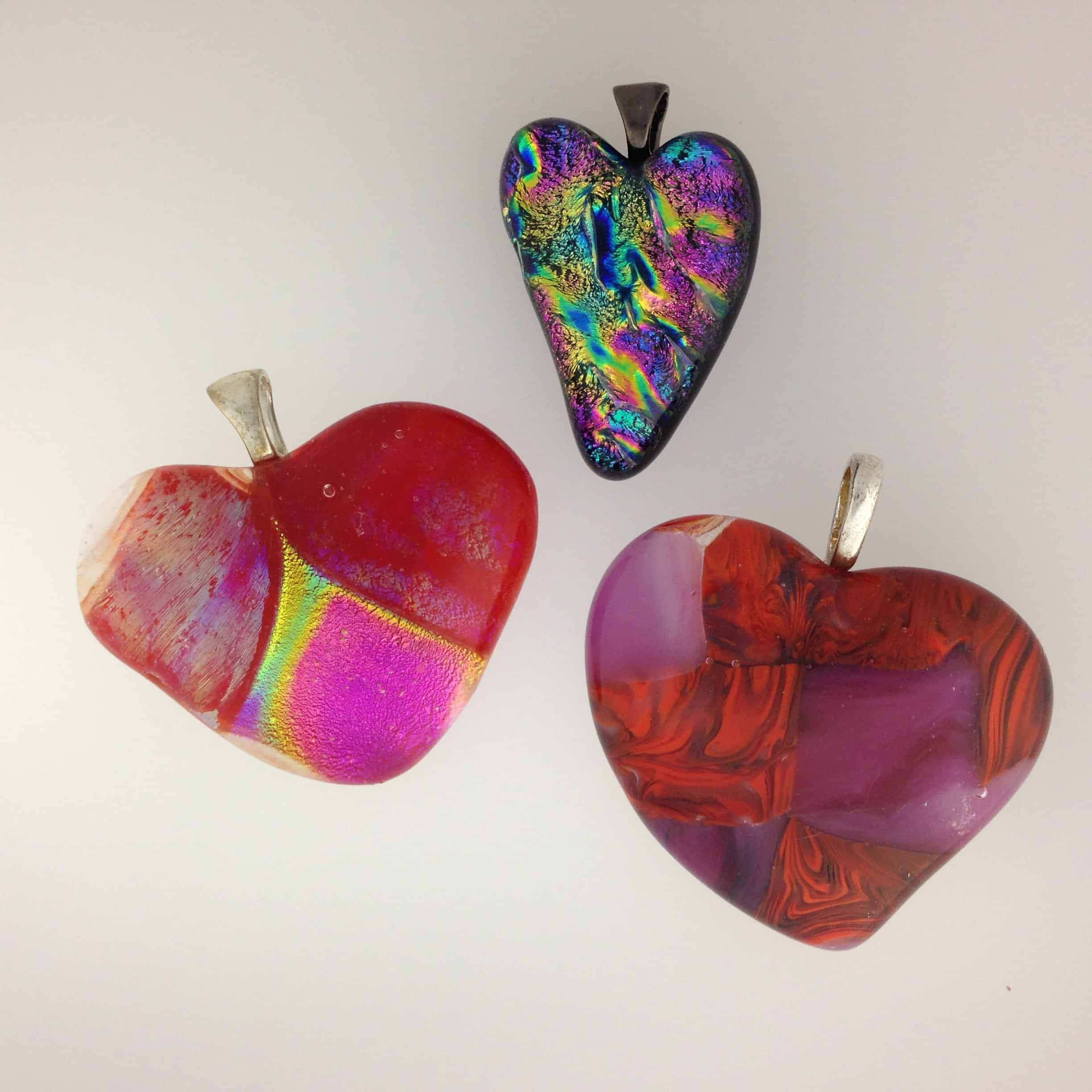 Fused Glass Valentine's Day Gifts video