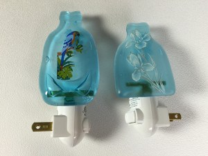 Recycled Bottle Night Lights