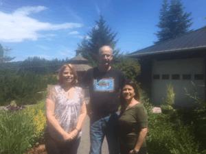 Me, Bob, & Melinda