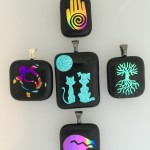 Fused Glass dichroic Symbols