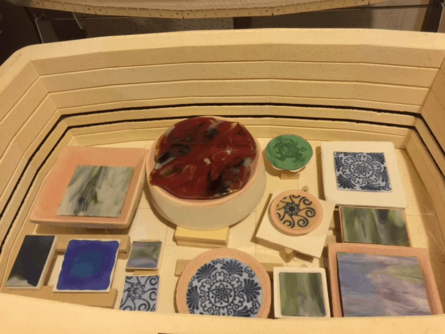 What's in the Kiln?