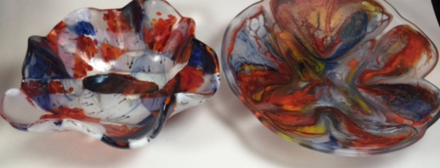 Which Fused Glass Bowl Did They Choose?
