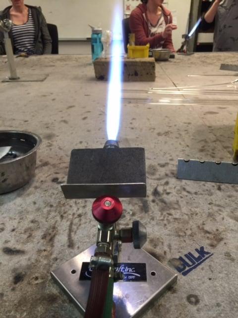 Flameworking with Borosilicate