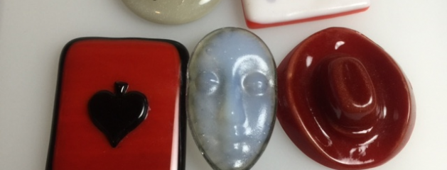 Father's Day is coming – possible fused glass presents