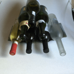 Fused Glass Wine Rack – July mold