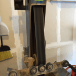 wet belt sander