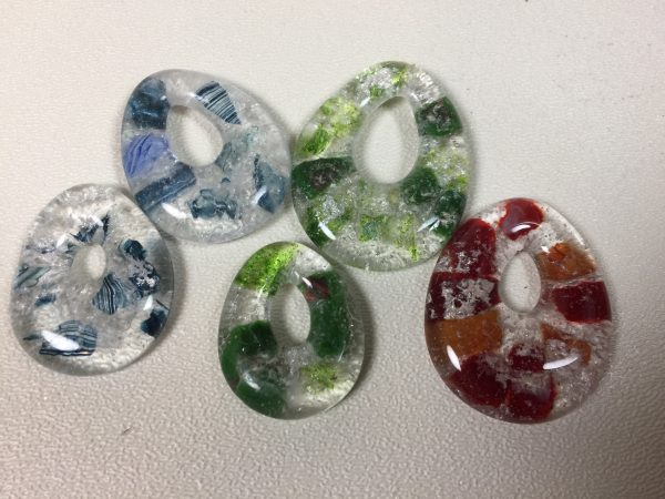 Christmas in July - are they pendants or ornaments?