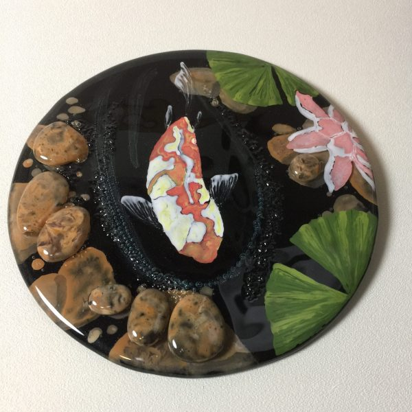 Fused Glass Painting Class - Mark Hufford
