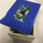 Fused Glass boxes