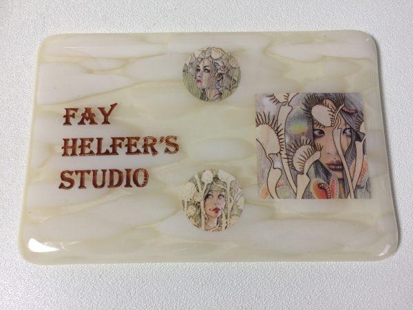 Fay Helfer an amazing artist!