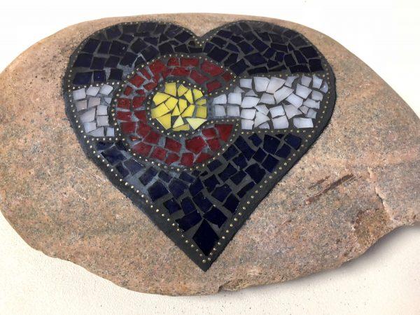 New Glass Mosaic