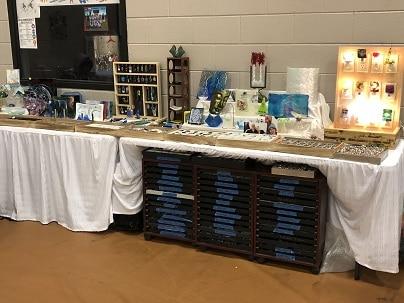 November Craft Shows - Liberty & Rampart High Schools