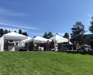 Woodland Park Show - Artists