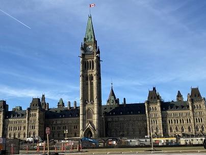 Trip to Ottawa, Canada