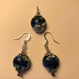 Fused Glass Beads