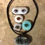 Fused Glass Eyes