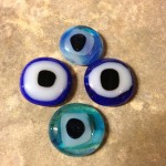 Fused Glass Eyes