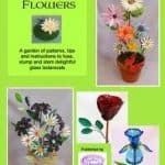 November Book Review –  Fused Glass Flowers by Creative Paradise