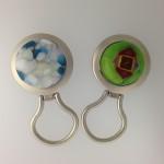 Fused Glass Magnetic Eye Glass Holder