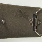 back of belt buckle