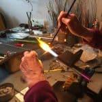 Flameworking Artist