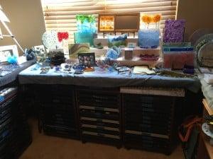 scones, aspens, votives, jewelry, etc
