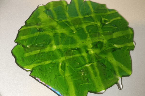Never throw away art glass – it can be refused