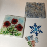 Happy Thanksgiving – More Fused glass from class