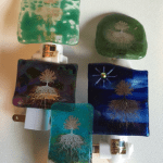Fused Glass Night lights