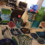 Fused Glass at Tulip Gifts and Cards in Denver