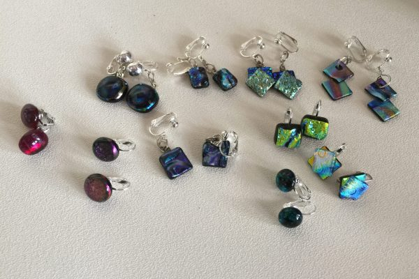 Fused Glass modifications