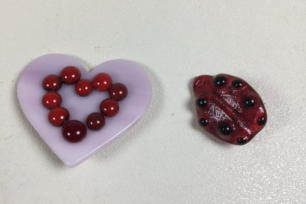 New Fused Glass Snaps