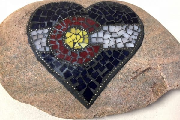 New Glass Mosaic