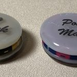 Custom Fused Glass Poker Guards