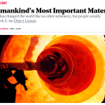 Most important material