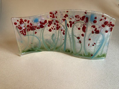 Spring – Fused Glass