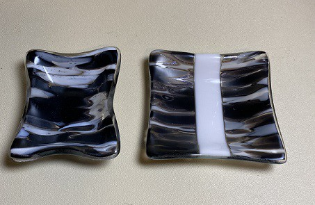 Fused Glass Spirit Glass