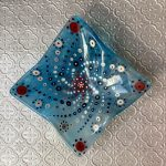 Fused Glass Dotting