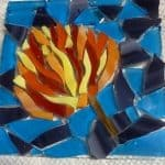 My Mosaic Class with Cathy