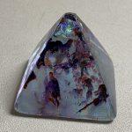 Fused Glass Pyramid