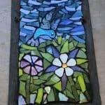 Slate Mosaic Hummingbird