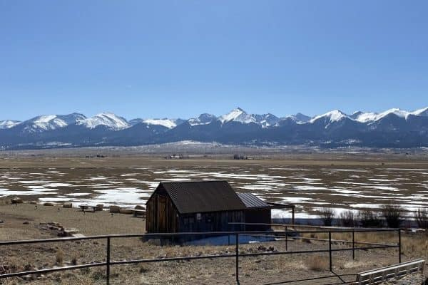 Visit to Westcliffe